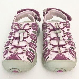 Khombu Girls shoes 12 Purple